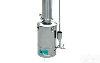 上海惜今断水自控不锈钢电热蒸馏水器
