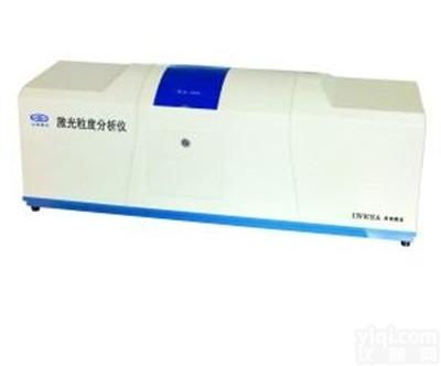 上海仪电物光WJL-608激光粒度分析仪