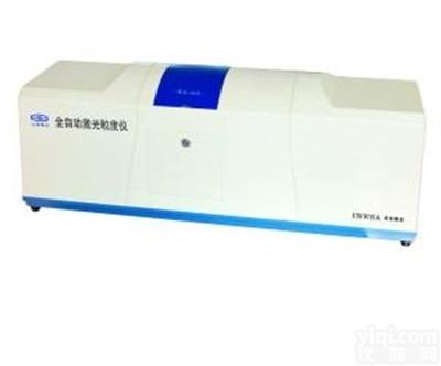 上海仪电物光WJL-638全自动激光粒度仪