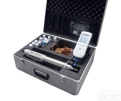 上海仪电雷磁DZB715型便携式原位水质监测仪