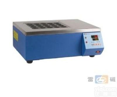 上海仪电雷磁KDNX-20型石墨消解仪