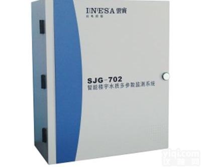 上海仪电雷磁 SJG-702在线多参数水质监测仪