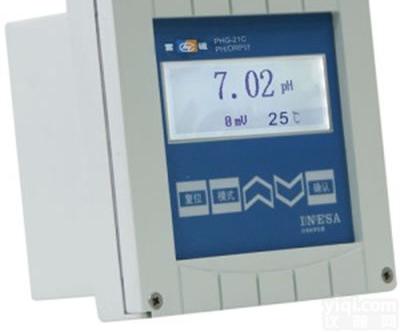 上海仪电雷磁 PHG-21C型 工业pH/ORP计