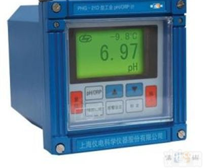上海仪电雷磁PHG-21D型工业pH/ORP计