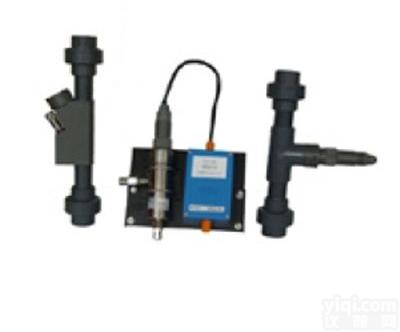 上海仪电雷磁PHGF-46型流通式pH/ORP发送器