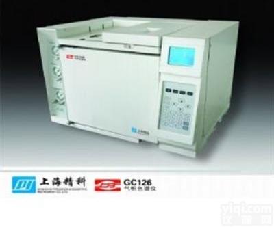 上海仪电分析GC126气相色谱仪