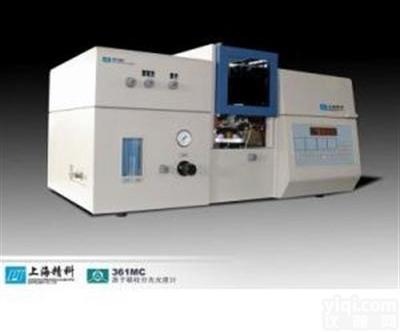 上海仪电分析361MC型原子吸收分光光度计
