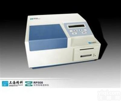 上海仪电分析RP508农药残毒速测仪
