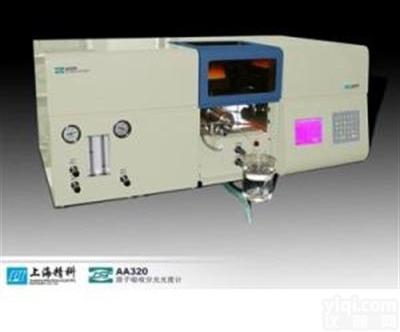 上海仪电分析AA320N原子吸收分光光度计