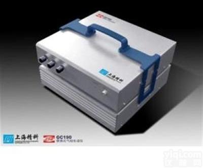 上海仪电分析GC190型微型便携式气相色谱仪