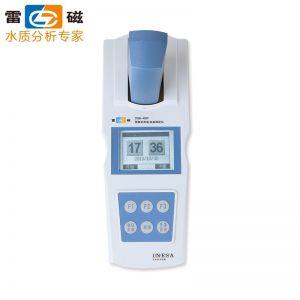 上海雷磁DGB-402A型便携式余氯检测仪总氯含量检测仪余氯计