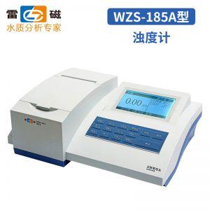 上海雷磁WZS-185A型自动色度补偿台式浊度仪实验室高低浊度计
