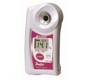 【日本ATAGO】PAL-40S氫氧化鈉濃度計/燒堿(NaoH)濃度計
