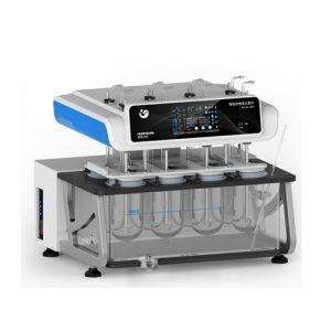 黄海药检 智能药物溶出度仪 手动溶出仪- RCZ-8N