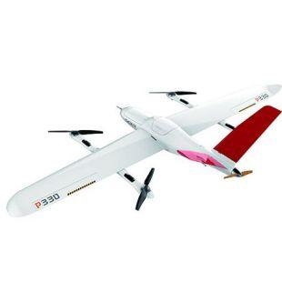 華測導航純電動垂起固定翼無人機P330