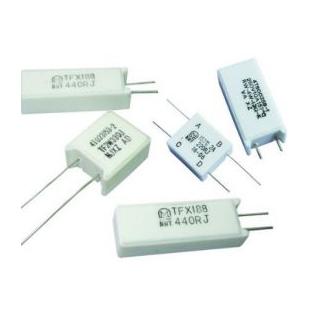 RXW系列 温度保险丝电阻器