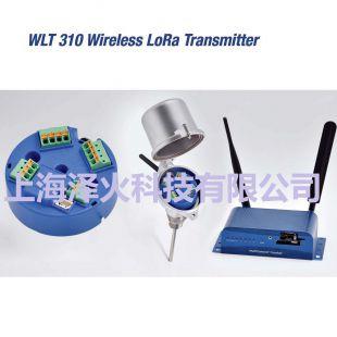 WLT310 LoRa无线测温温度传感器