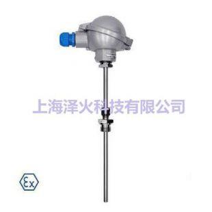 ATEX本安防爆认证管道和槽罐用热电偶温度传感器T341-Ex