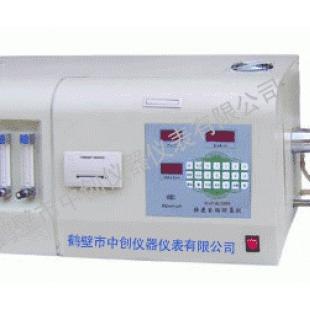 快速自动测氢仪 一体化快速自动测氢仪 中创仪器