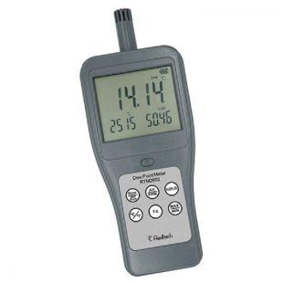 高温红外温度计便携分辨率0.01数显大棚温湿度检测仪