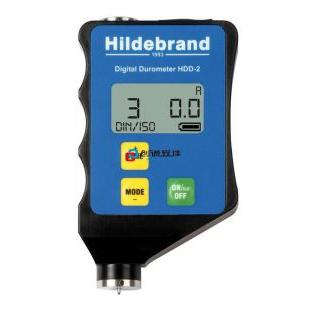 Hildebrand數顯邵氏硬度計HDD-2