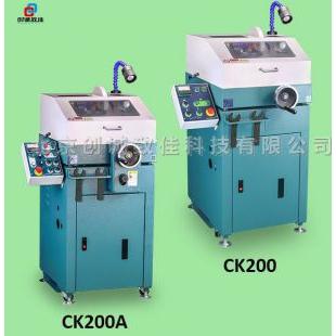 台湾Toptec泰釜泰科 泛用型精密切割机CK200/CK200A