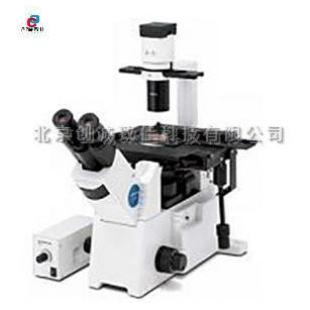 日本 Olympus奥林巴斯研究级倒置显微镜 IX51/IX53