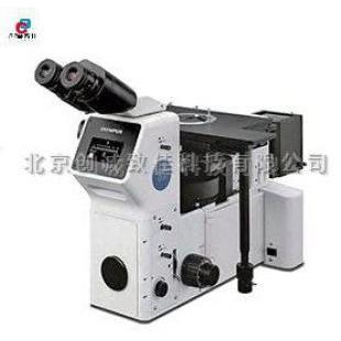 日本 Olympus 奥林巴斯 倒置金相显微镜GX71