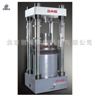 MTS 美特斯 微机控制电液伺服压力试验机YAW4306  (3000KN)