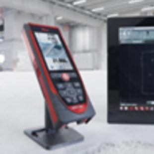 激光测距仪   掌上全站仪——徕卡Disto™ S910