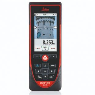 激光测距仪 徕卡Disto 迪士通D810 触摸touch