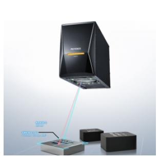 三轴混合式激光刻印机