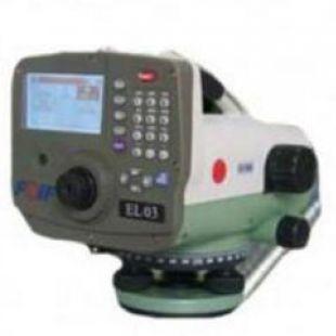 电子自动读数苏一光EL03精度0.3mm水准仪