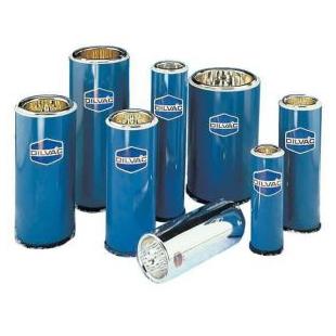 Dilvac® Blue Enameled Steel Dewar Flasks 67184