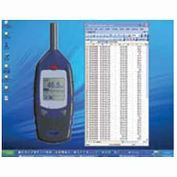 Casella CEL-6842 Software for CEL-24X Series sound level meters