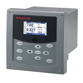Honeywell 50003691-501 dual input analytical analyzer