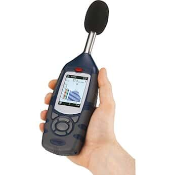 Casella CEL-620.C2/K2 Type 2 ThIrd Octave Sound Meter Kit with Software