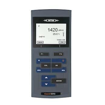 WTW 2CA100 ProfiLine Cond 3110 Handheld Conductivity Meter Only