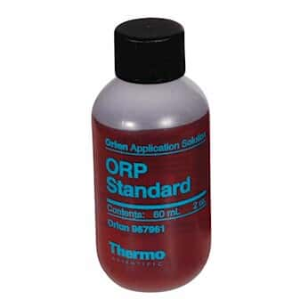 Thermo Scientific 967961 ORP Standard, 5 x 60 mL bottles