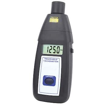 Traceable Photo Tachometer with Calibration