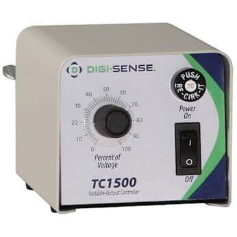 Digi-Sense Variable-Voltage Output Controller; 5-100%, 120V/10A