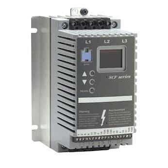 AC Drive/Frequency Inverter, NEMA 1, 5 HP, 4 kW, 3 In/3 Out; 400-480V