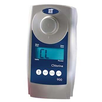 YSI 900 Chlorine Free and Total Chlorine Colorimeter Kit