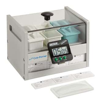 Cole-Parmer Manual Slide Staining Stations-3 position