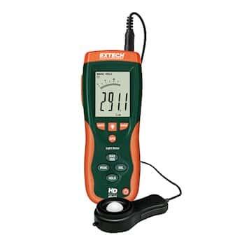 Extech HD450 Heavy-Duty Datalogging Light Meter, Model