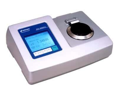 Atago RX-5000ALPHA Programmable Digital Refractometer, +/-0.03% Brix accuracy