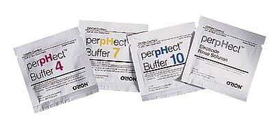 Thermo Scientific 911125 PerpHecT pH 缓冲液包, 冲洗液, 25 袋/包