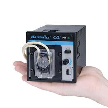 Masterflex C/L? C/L 變速管式泵; 13 至 80 rpm, 115/230 VAC