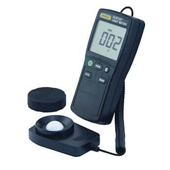 General Tools & Instruments DLM1337 Four-Range Light Meter