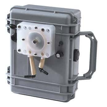 Global Water SP200 Variable Speed, Peristaltic, Fluid Sampling Pump